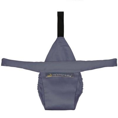 Mini siège de maintien gris  par Minimonkey