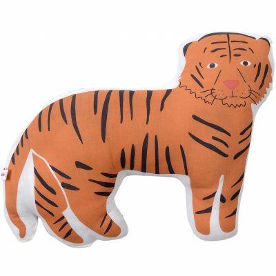 Coussin à formes doux Rocky le Tigre (30 x 38 cm) Mimi'lou