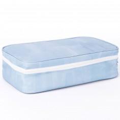 Sac isotherme avec bloc réfrigérant bleu