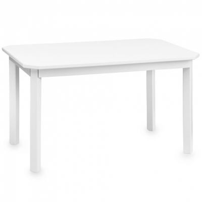 Petite table enfant Harlequin blanche Cam Cam Copenhagen