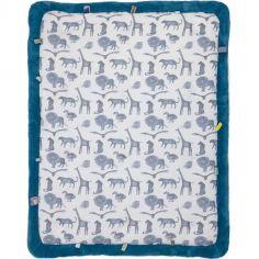 Tapis de jeu Storm blue (75 x 95 cm)