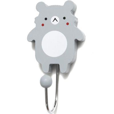 Patère petit koala gris Petit Monkey