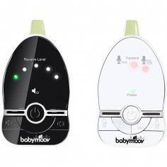 Ecoute-bébé Easy care avec fonction veilleuse