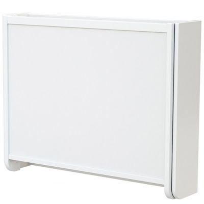 Table à langer murale en bois de hêtre Confort blanc  par AT4