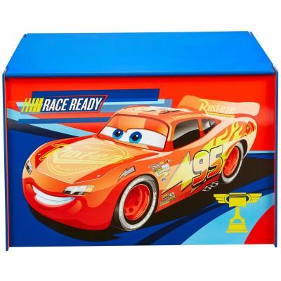 Coffre jouets cars worlds apart berceau magique - Grand coffre a jouet cars ...