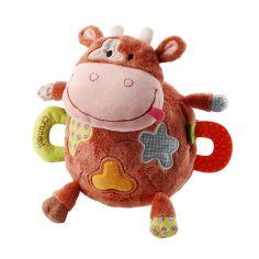 Livre bébé Vicky la vache découvertes