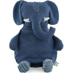 Peluche Mrs. Elephant (38 cm)