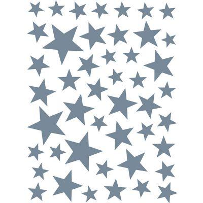 Stickers Etoiles bleues Art for Kids