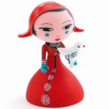 Poupée de plastique Princesse Miya (11 cm)  par Djeco