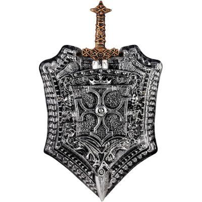 Accessoires de chevalier bouclier et épée Milan  par Souza For Kids