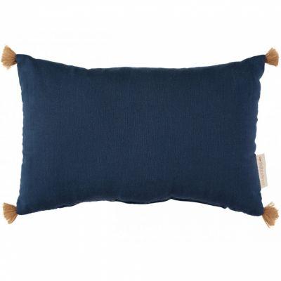 Coussin rectangulaire Sublim Midnight blue (20 x 35 cm)  par Nobodinoz