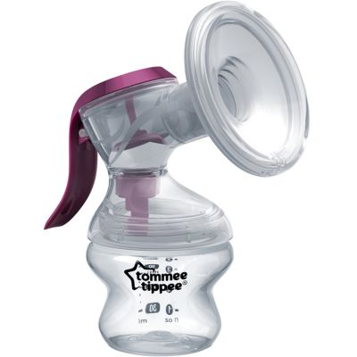 Tire-lait manuel Made for Me rose  par Tommee Tippee