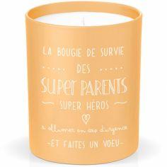 Bougie de survie des super parents