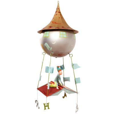 Mobile décoratif Schlumpeter L'enfant livre  par L'oiseau bateau