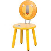 Chaise lion Les Papoum  par Moulin Roty