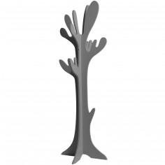 Arbre porte-manteau cactus gris