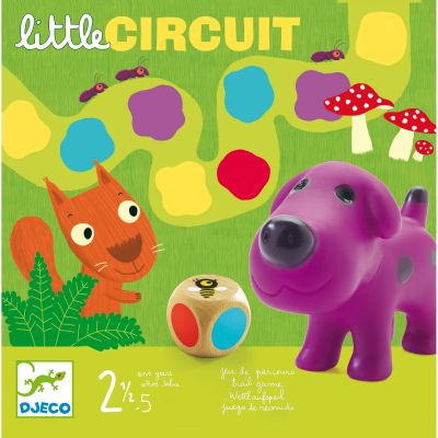 Jeu Little circuit  par Djeco