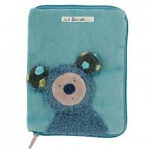 Protège carnet de santé Koala Les Zazous  par Moulin Roty