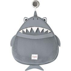 Filet de rangement jouets de bain Requin