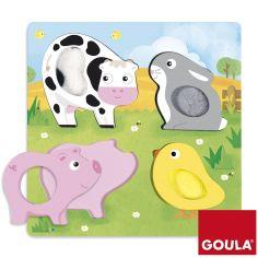 """Résultat de recherche d'images pour """"puzzle poule goula"""""""
