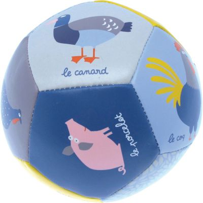 Balle souple La Ferme (10 cm)  par Maison Petit Jour