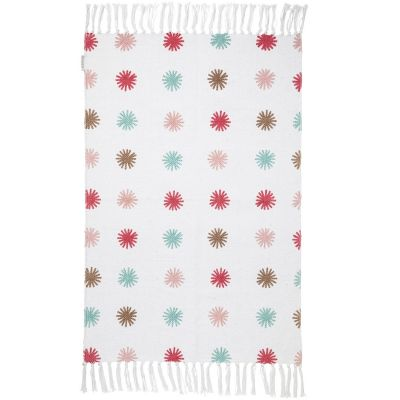 Tapis rectangulaire Little Lama (60 x 90 cm)  par Little Band
