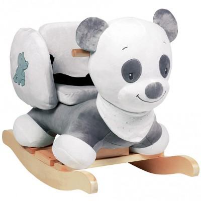Jouet à bascule panda Loulou Nattou