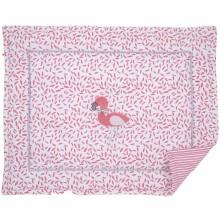 Tapis de jeu Flamant rose (95 x 75 cm)  par Kikadu