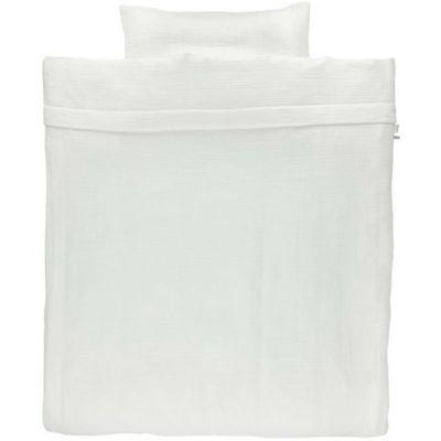 Housse de couette Bliss White (100 x 140 cm)  par Trixie