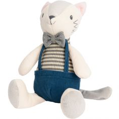 Peluche Thomas le chat (30 cm)