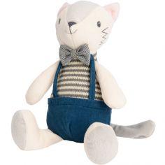 Peluche Thomas le chat (30 cm)