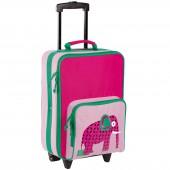 Valise à roulettes Wildlife Élephant - Lässig