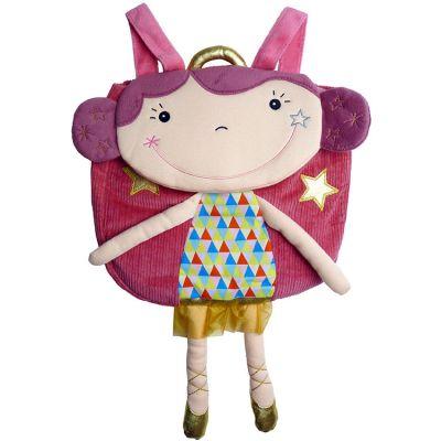 Grand sac à dos Betty la funambule Magic Circus  par Ebulobo