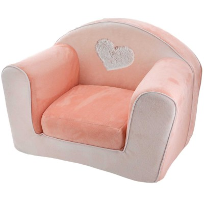 fauteuil b b chauffeuse lapinou par domiva. Black Bedroom Furniture Sets. Home Design Ideas