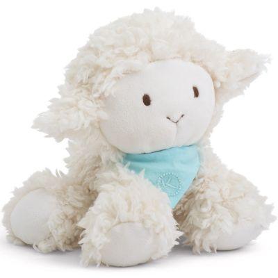 Coffret peluche Vanille l'agneau Les amis (25 cm) Kaloo