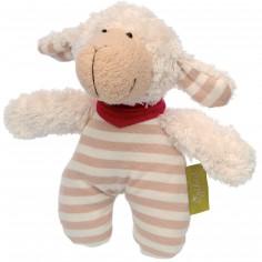 Hochet peluche mouton Green