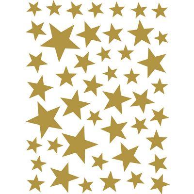 Stickers Etoiles dorées Art for Kids