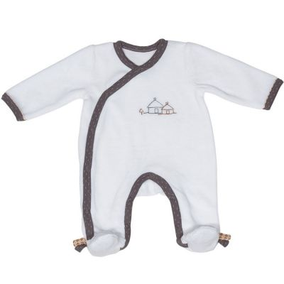 Pyjama chaud Kenza (3 mois)  par Sauthon