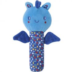 Hochet Enjoy & Dream bleu (17 cm)