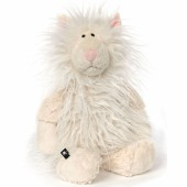 Peluche chat Sminky Pinky BeastsTown (37 cm) - Sigikid