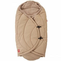 Couverture nomade Coo Coon beige (0-12 mois)