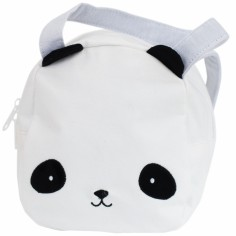 Sac à main  à anses Panda