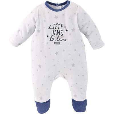 Pyjama chaud Dans la lune (18 mois) Sucre d'orge