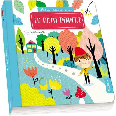 Livre Le petit poucet (collection Mes contes à animer) Auzou Editions
