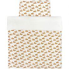 Housse de couette et taie pour lit bébé Cheetah (110 x 140 cm)  par Trixie
