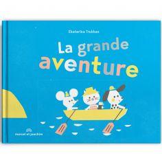 Livre La grande aventure