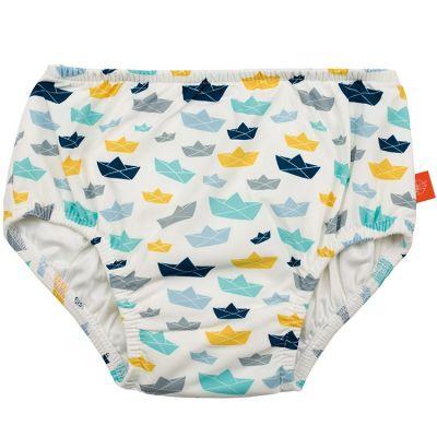 Maillot de bain couche lavable Splash & Fun bateau en papier (36 mois)  par Lässig
