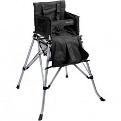 Chaise haute pliante nomade One2Stay noire