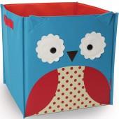 Cube de rangement Zoo hibou - Skip Hop
