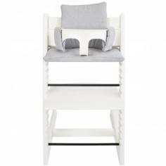 Assise Sirène Grey pour chaise haute Stokke Tripp Trapp